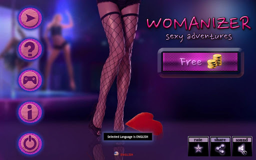 Womanizer: Sexy Adventures для андроид