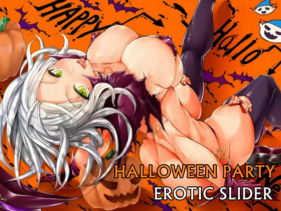 Halloween Party Erotic Slider-для андроид