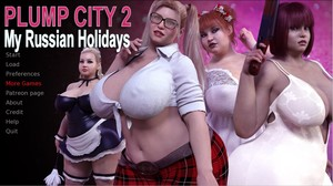 Plump City 2 – My Russian Holidays