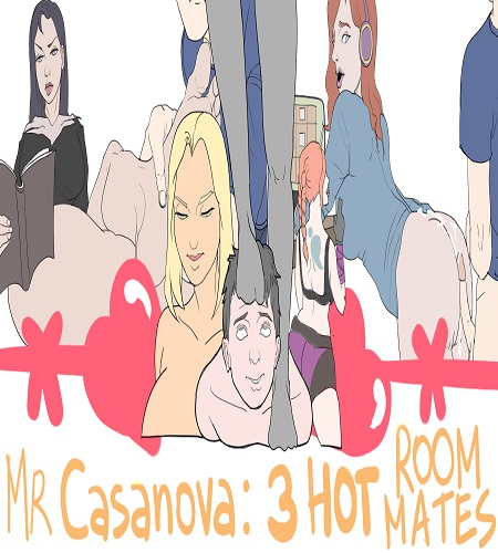 Mr. Casanova: 3 Hot RoomMates