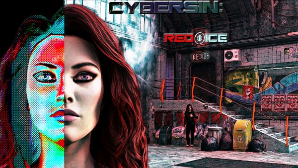CyberSin: Red Ice