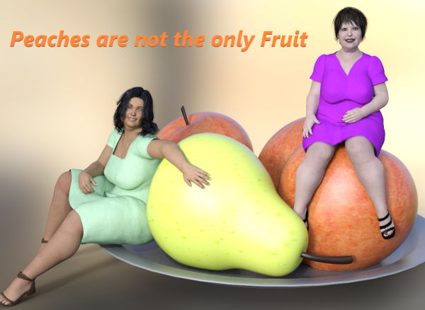 Peaches Are Not The Only Fruit