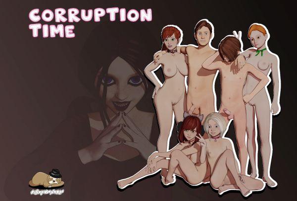 Corruption Porn