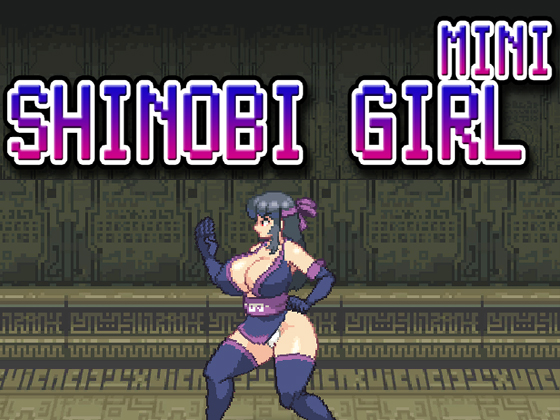 SHINOBI GIRL MINI на андроид