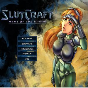 SlutCraft: Heat of the Sperm