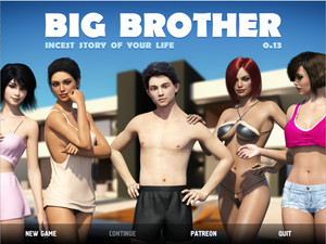 Big Brother: Fan Game