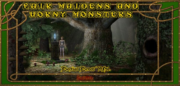 Bestial Breed Fair Maidens and Horny Monsters
